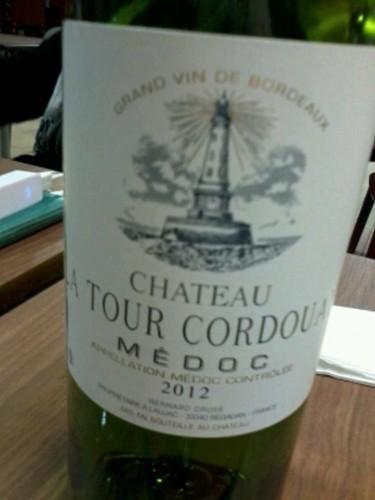 Un bon vin pour compenser l'hotel !!